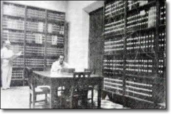 Lic. J. de D. Pérez Galaz primer director organizador del Archivo General del Estado de Yucatán  (Foto tomada de Enciclopedia Yucatanense edición oficial del Gobierno de Yucatán. México D.F. 1977, Tomo III Pág. 385)